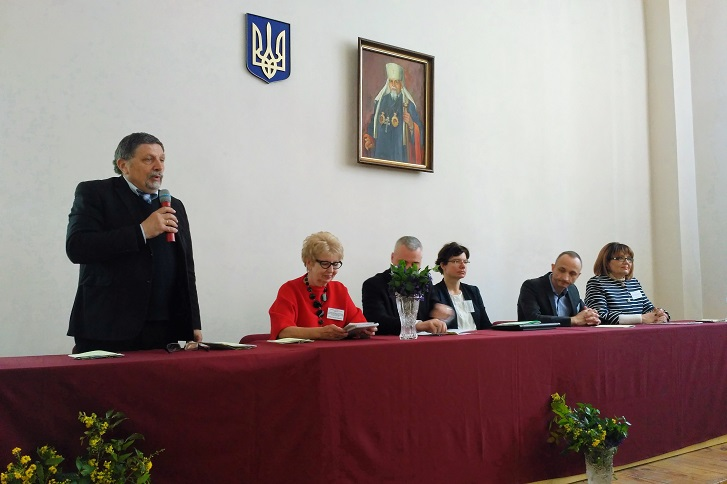 International scientific conference of Ternopil Ivan Puluj National Technical University drew together the scientists from Ukraine and Poland