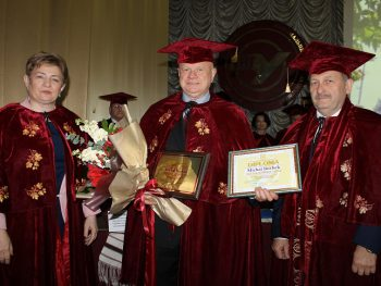 Ternopil Ivan Puluj National Technical University has celebrated 57th University Anniversary