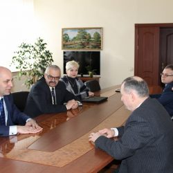 International scientific and technical cooperation became the occasion for the meeting of Ukrainian and Polish colleagues