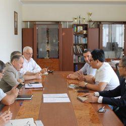 Representatives of Zhuji China -Ukraine International Technology Innovation Center have visited the University