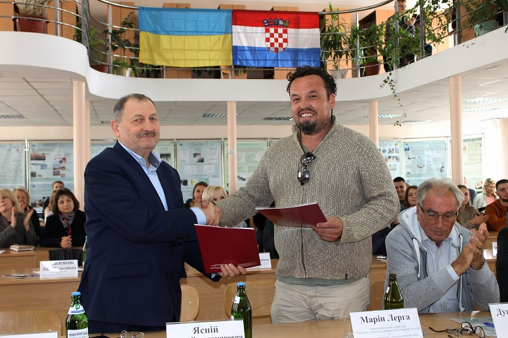 TNTU has signed Memorandum of Understanding with Croatian colleagues